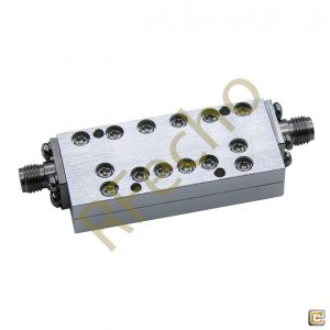 1.5 GHz to 14 GHz Rejection ≥50 dB @ DC -1.17 GHz High Pass Cavity Filter