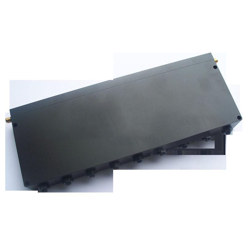 腔体带阻滤波器