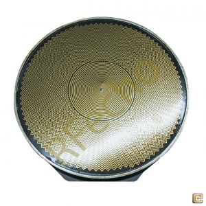 18 GHz to 26.5 GHz Cavity Backed Spiral Antenna OBS-180265