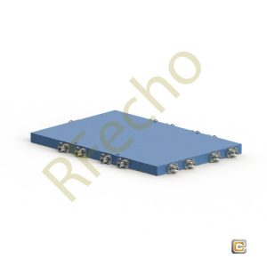 12 Way RF Power Divider
