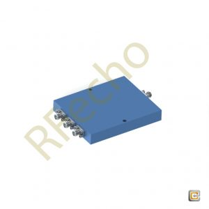 3 Way RF Power Divider