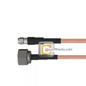N Male to SMA Male RG-223 Coax and RoHS F064-291S0-321S0-110-N
