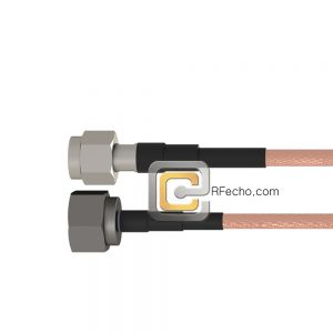 TNC Male to N Male RG-223 Coax and RoHS F064-411S0-291S0-110-N